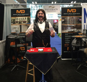New York Trade Show Magician